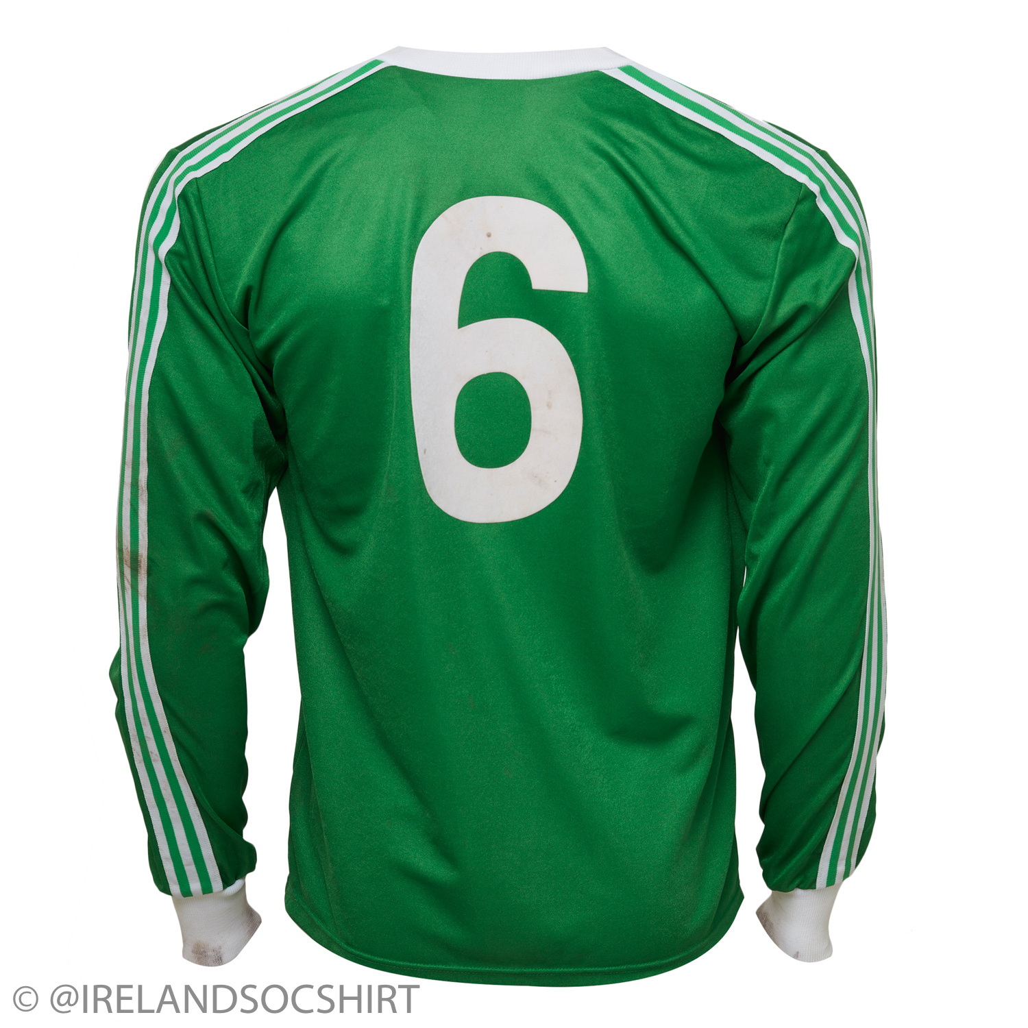 best website 46345 baca4 1986-1987 | Ireland Soccer Shirts