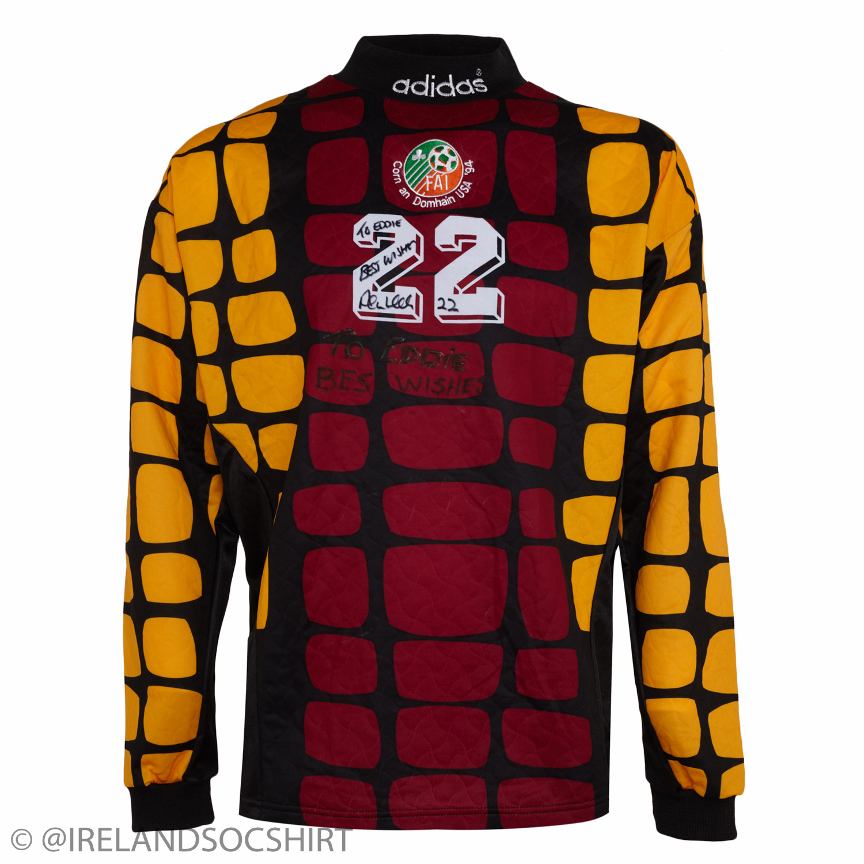 eee2d2502e7b2 1994 World Cup   Ireland Soccer Shirts